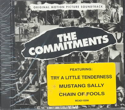 COMMITMENTS (OST) (CD)